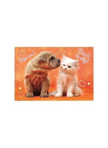 Art Puzzle Art Puzzle Hugs And Kısses 100 Parça Puzzle Renksiz